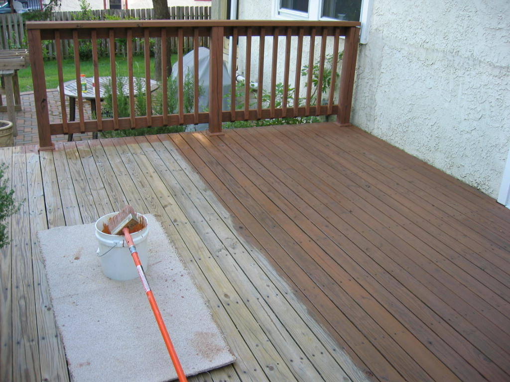Image of: Marvelous Epoxy Deck Coating