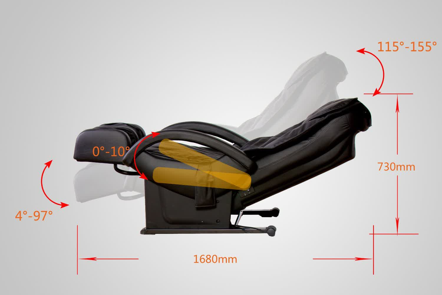 Image of: Massage Recliner Chair Picture