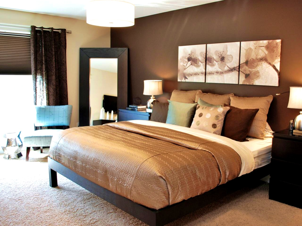 Image of: Master Bedroom Color Ideas Picture