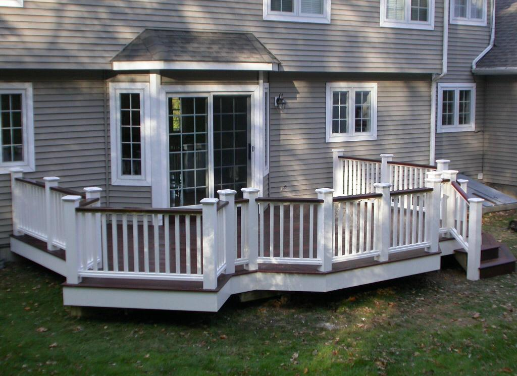 Image of: Metal Deck Skirting Pictures