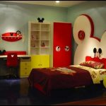 Mickey Mouse Bedroom Decors