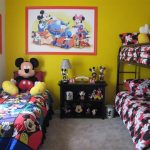 Mickey Mouse Bedroom Design