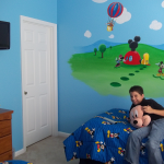 Mickey Mouse Bedroom Pictures