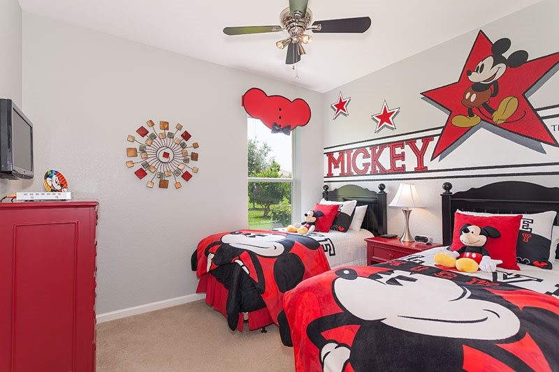 Mickey Mouse Room Decoration
