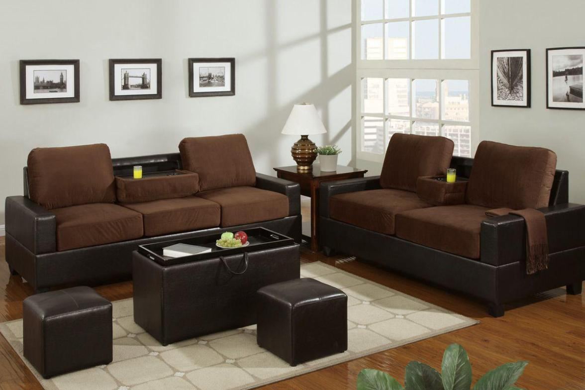 Image of: Microfiber Sectional Couch Cover