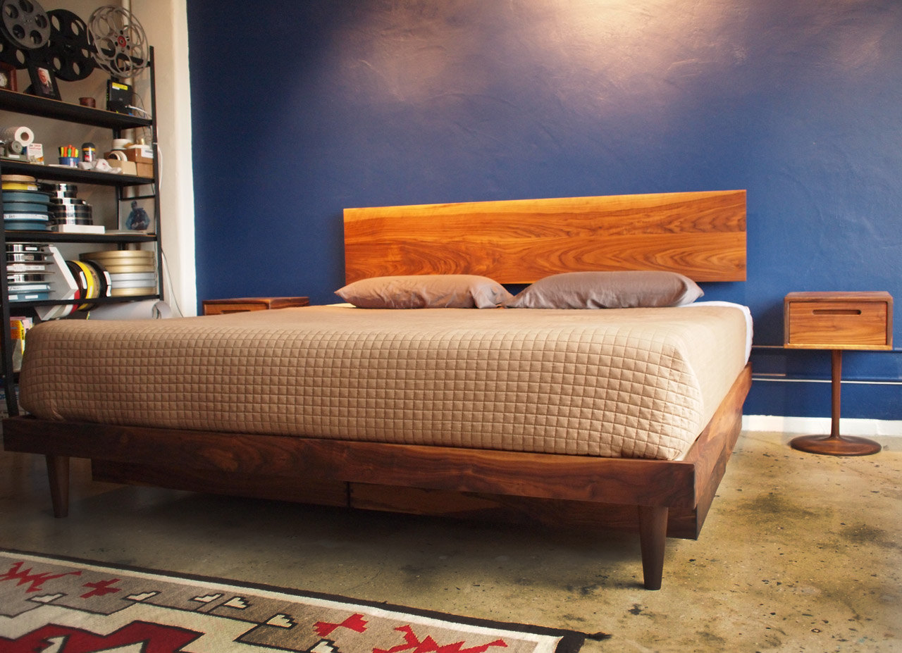 Image of: The Mid Century Modern Bedroom