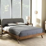 Mid Century Modern King Beds With Best