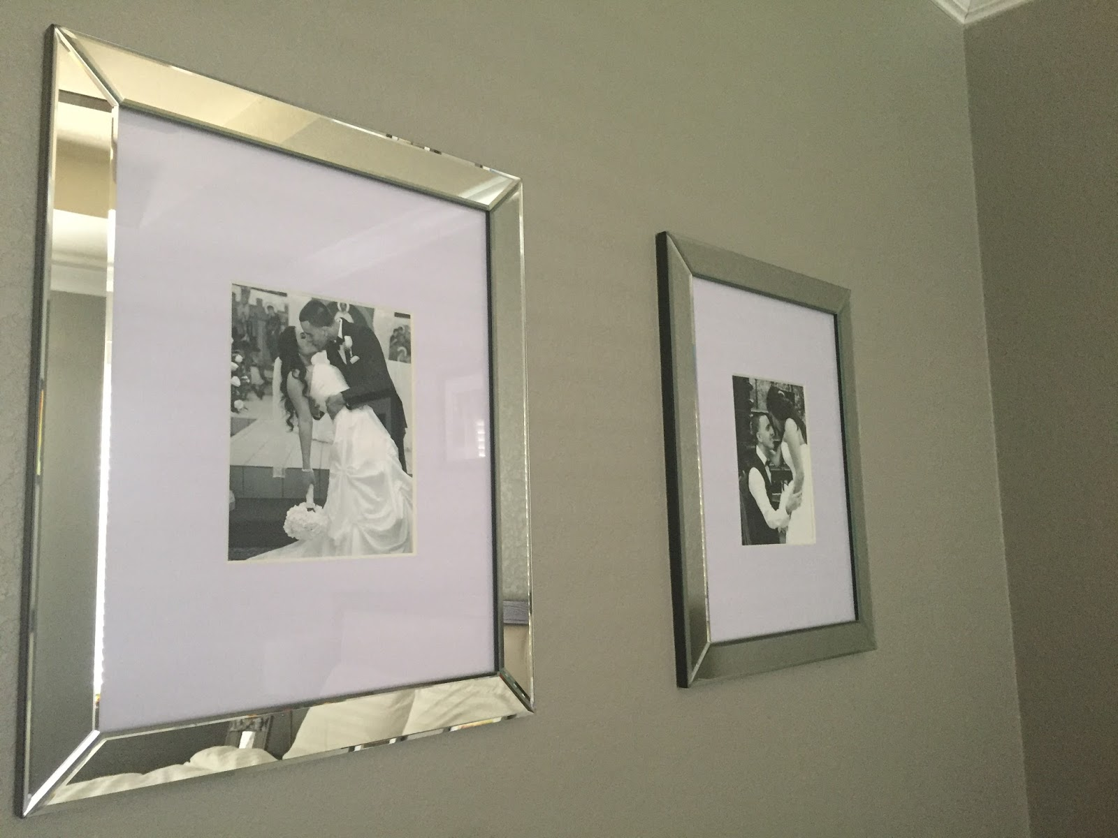Image of: Mirrored Frames Design