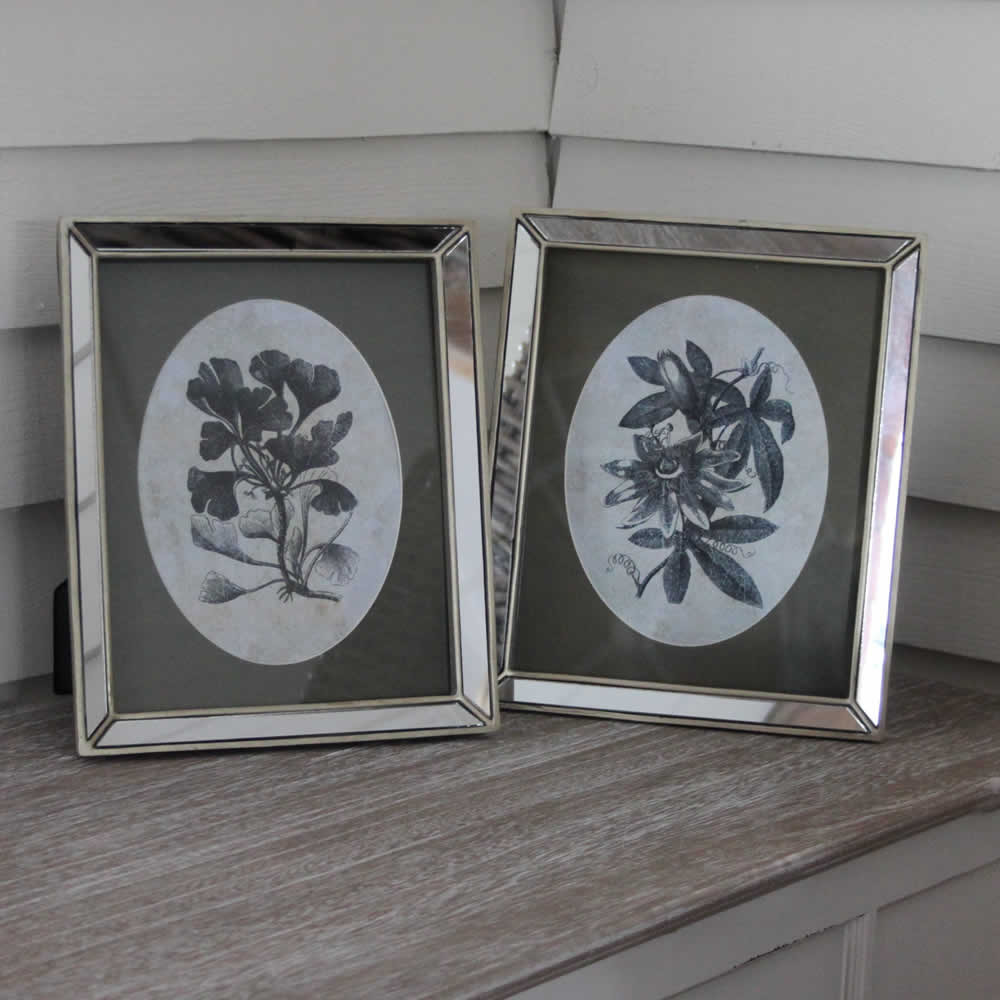 Image of: Mirrored Frames Ideas