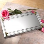 Mirrored Vanity Tray Plan