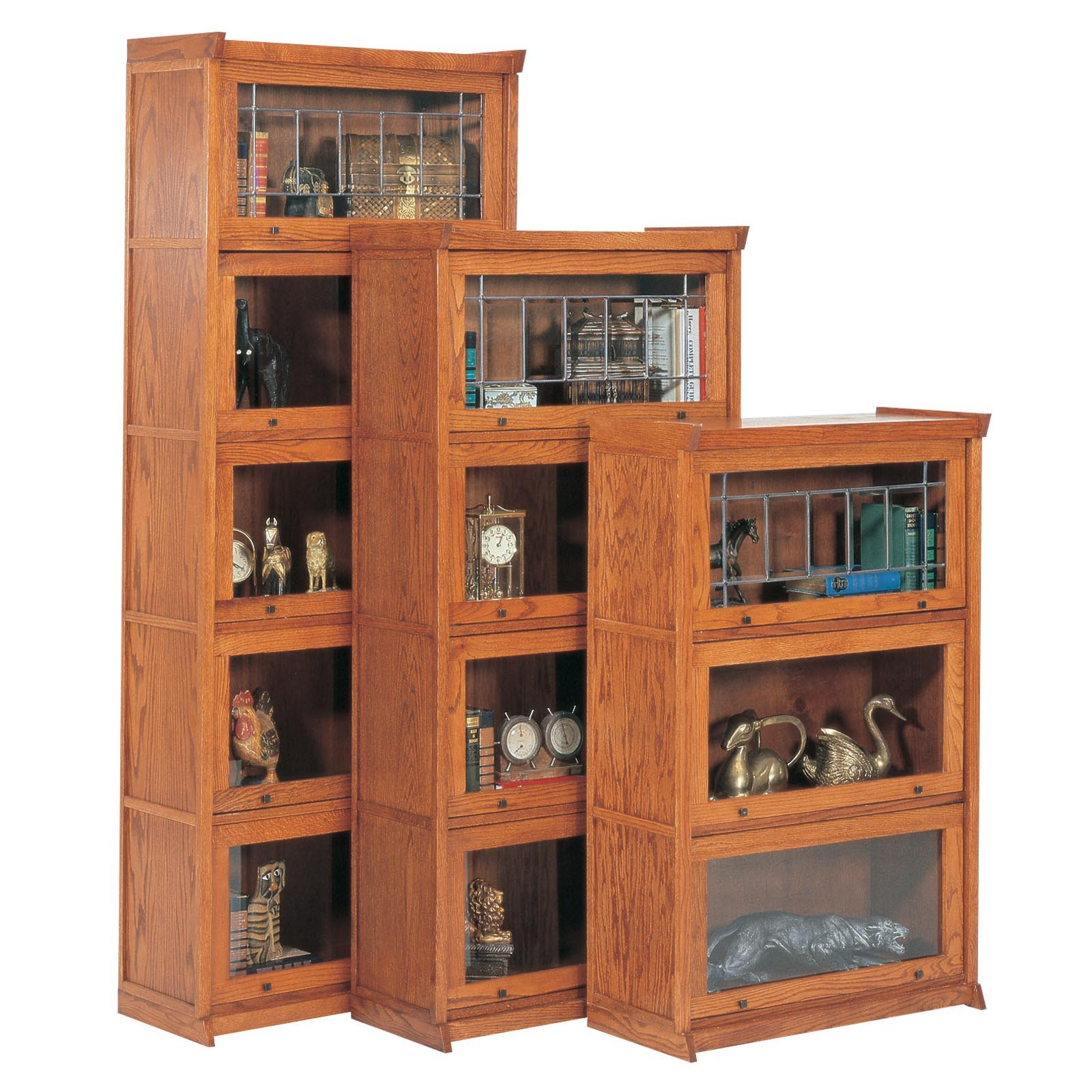 Image of: Mission Style Bookcase Picture