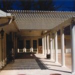 Modern Aluminum Awnings for Patios