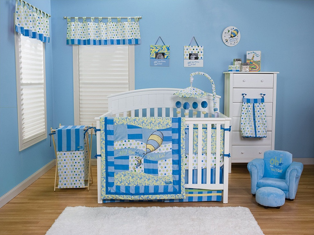 Image of: Modern Baby Boy Bedroom Ideas