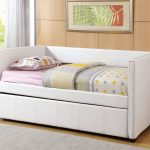 modern daybeds with trundle