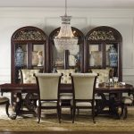 Modern Dining Chairs with Casters