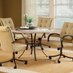 Modern Dining Room Chairs With Casters