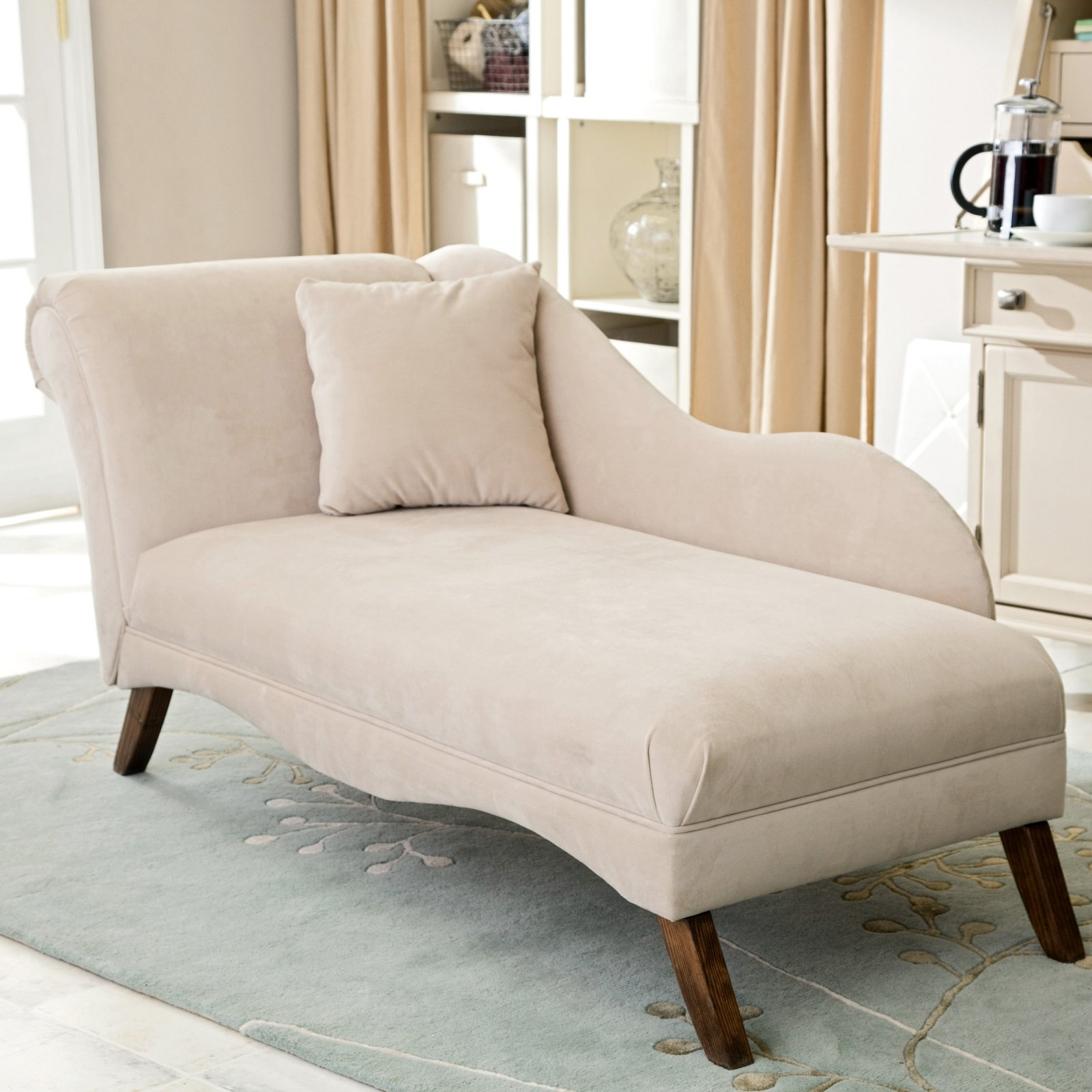Image of: Modern Indoor Chaise Lounge Chair
