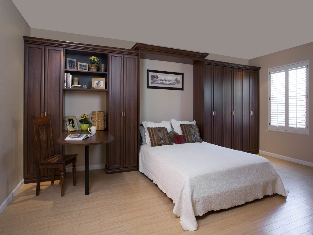 Image of: Modern Murphy Bed Nyc