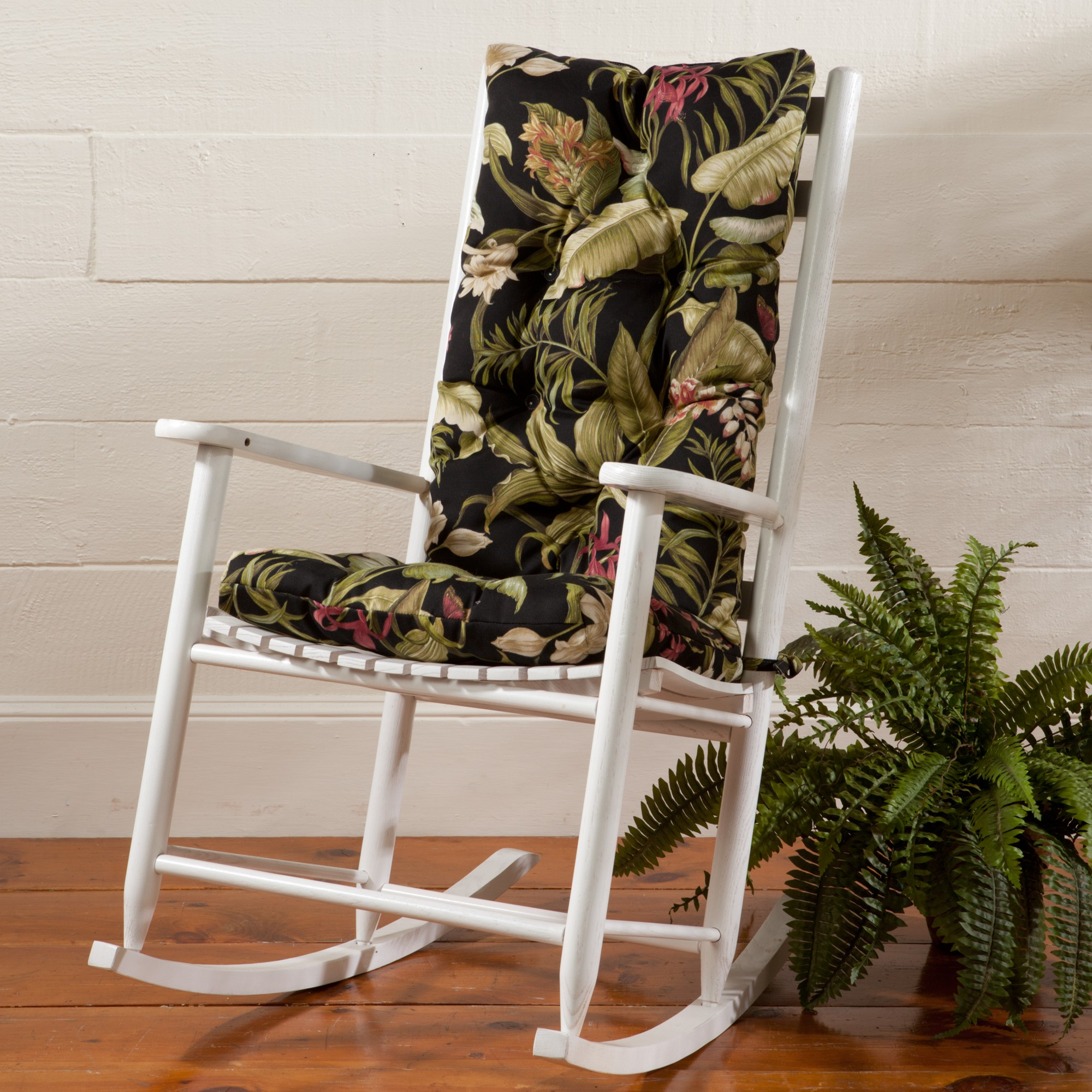 Image of: Modern Outside Rocking Chairs