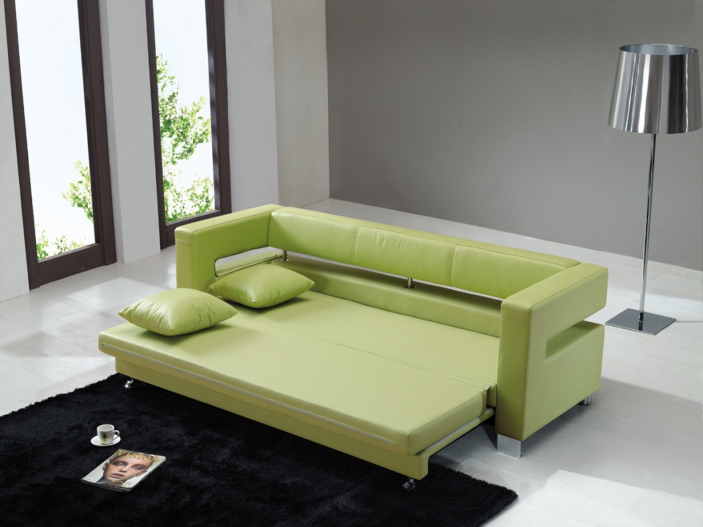 Image of: Modern Sofa Bed Sectional