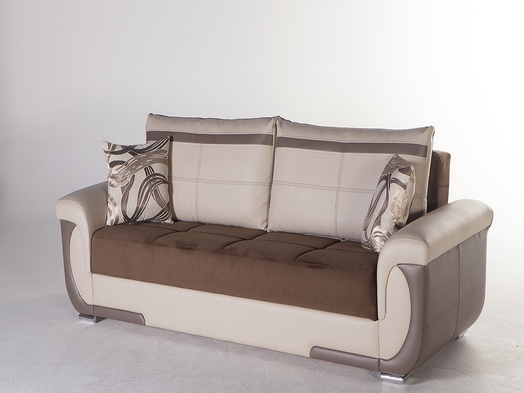 Image of: Modern Sofa Bed With Storage