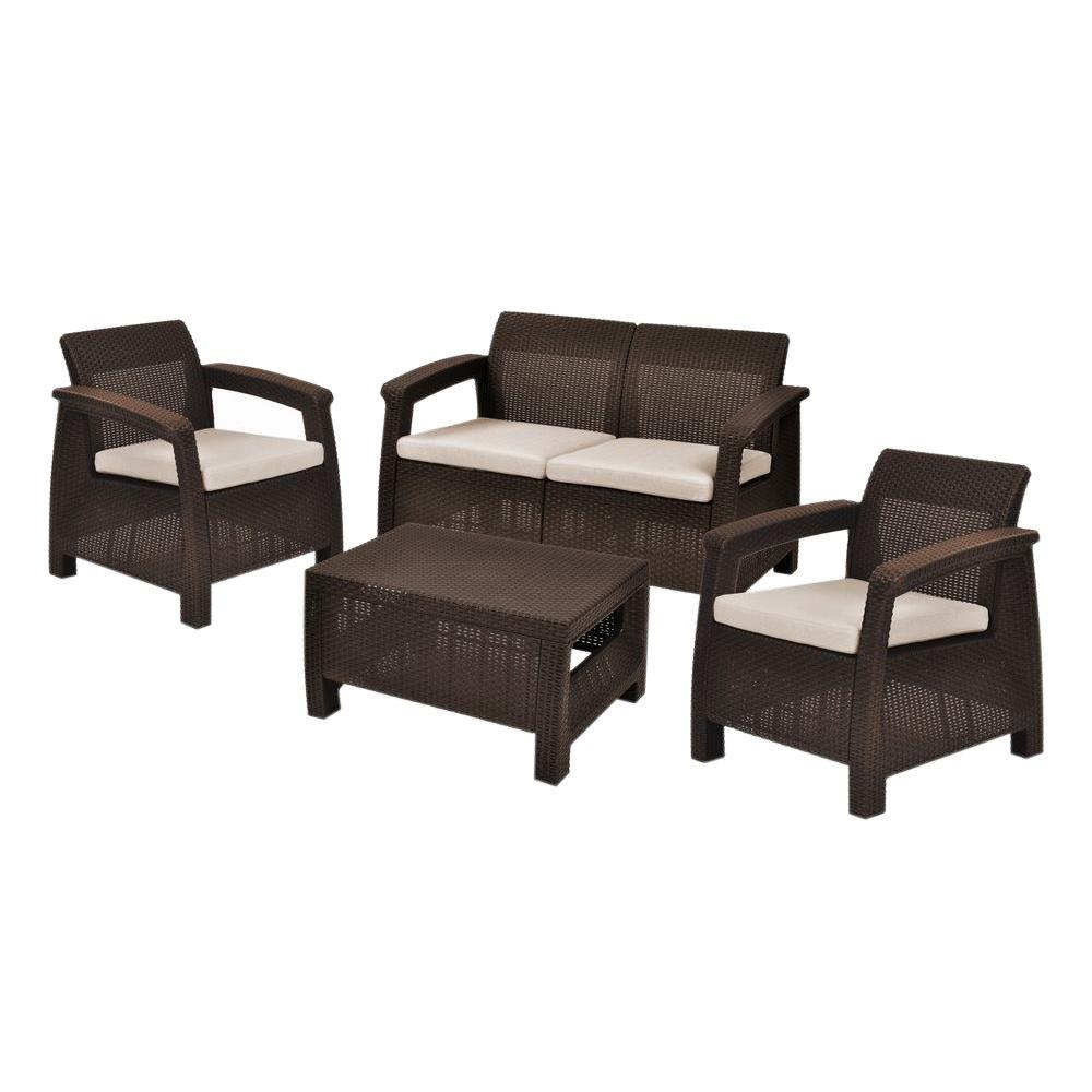 Image of: modern stackable patio chairs