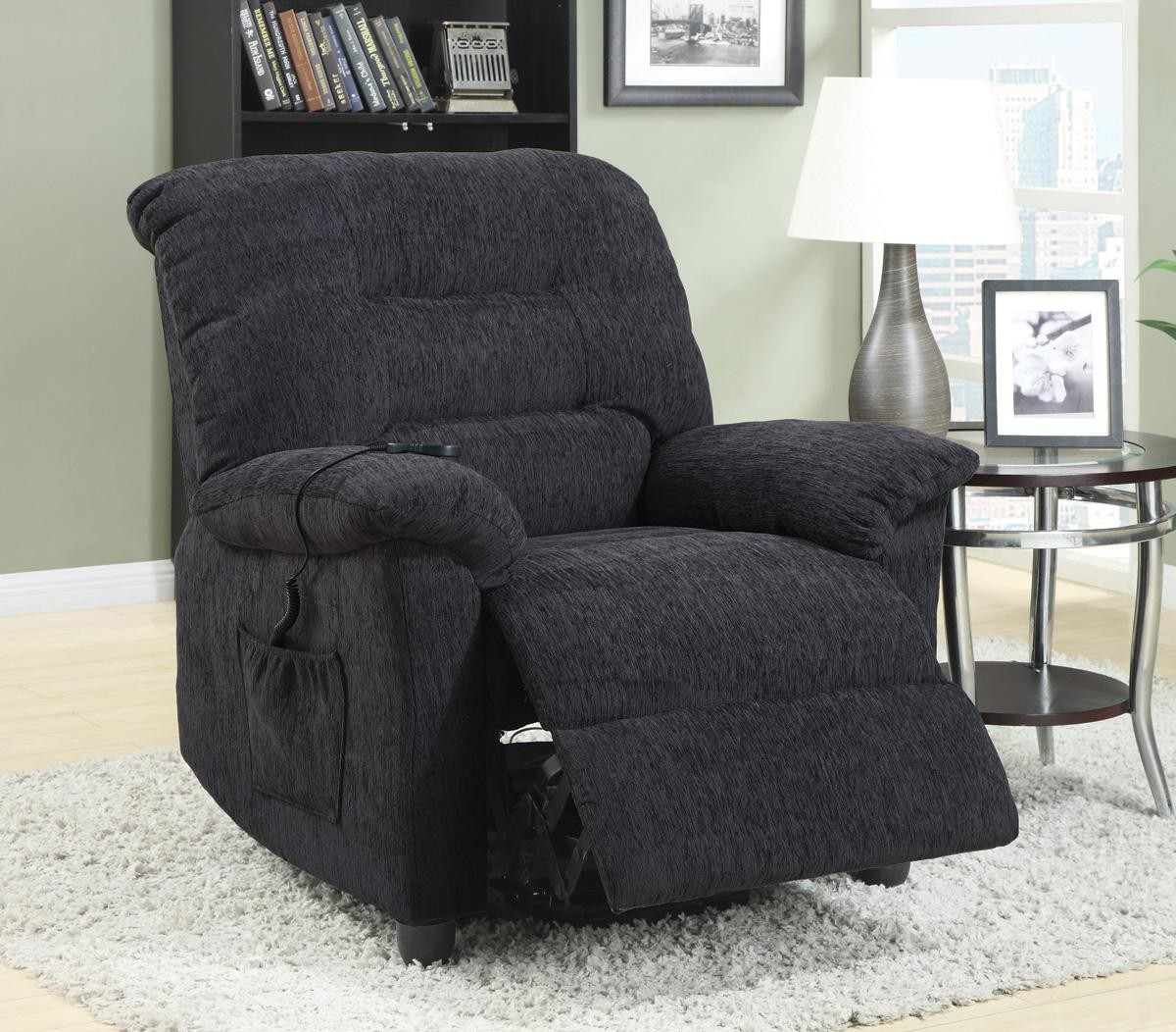 Image of: modern swivel recliner chairs