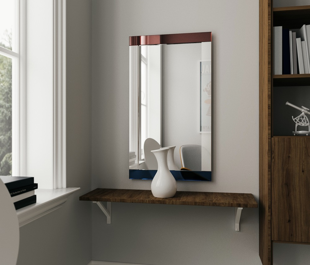 Image of: Modern Wall Mirrors Type
