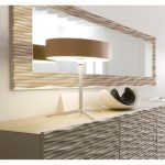 Modern Wall Mirrors Wood Frame