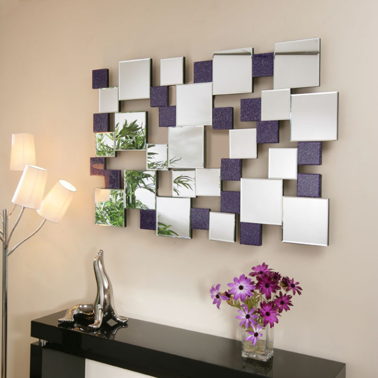 Image of: Modern Wall Mirrors
