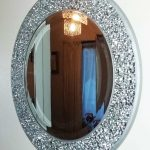 Moroccan Wall Mirror Round
