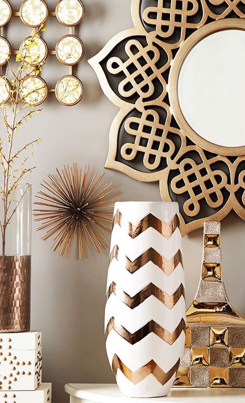 Image of: Moroccan Wall Mirror Shapes