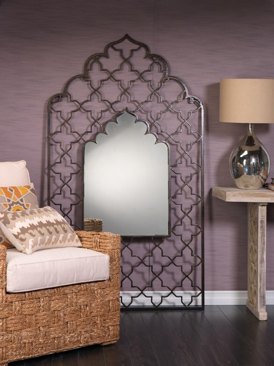 Moroccan Wall Mirror