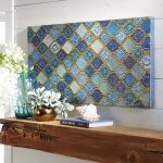 Mosaic Mirror Wall Decor Ideas