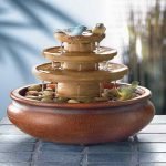 Nature Tabletop Fountains