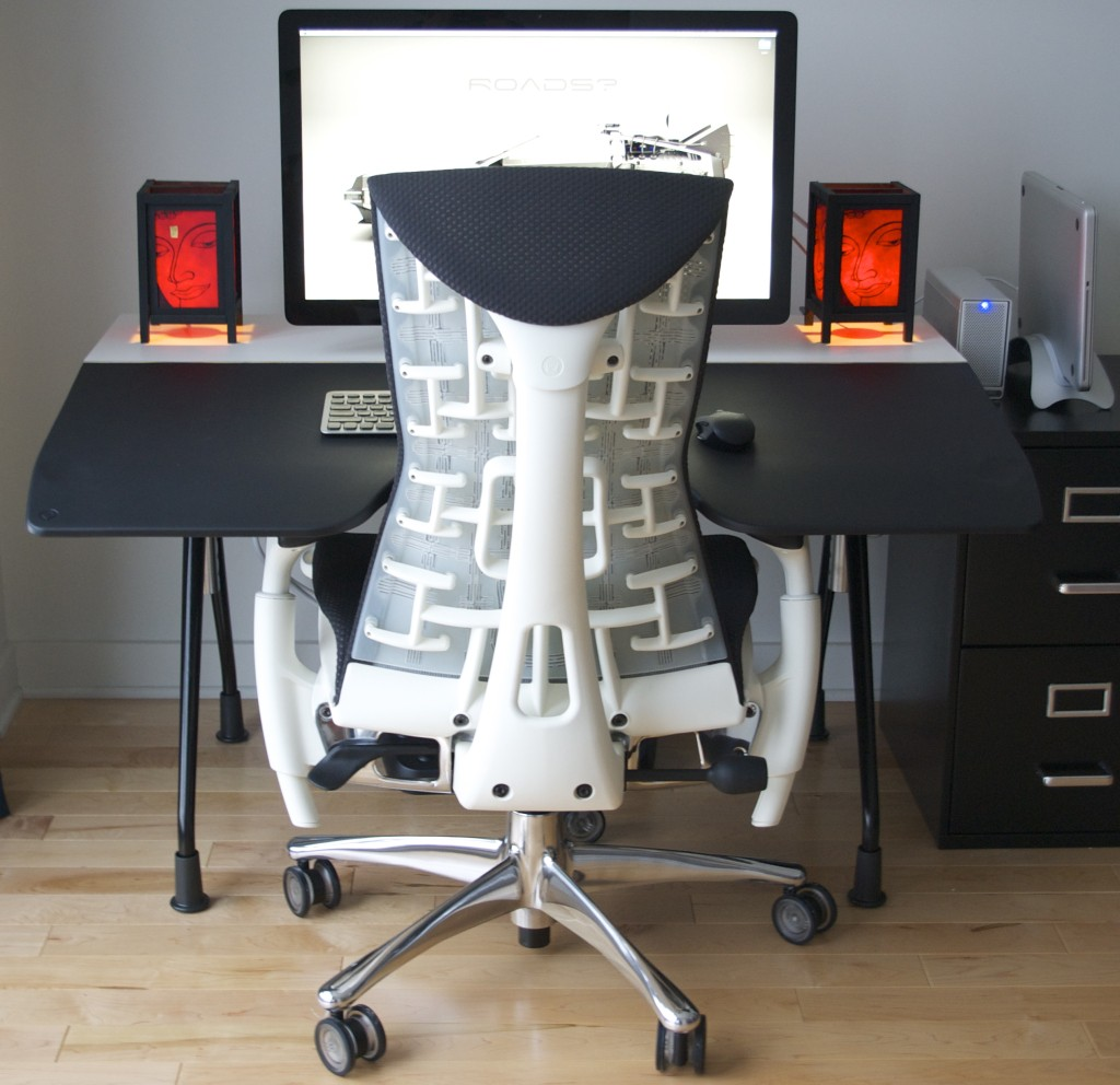 Image of: new ergonomic computer chair ideas