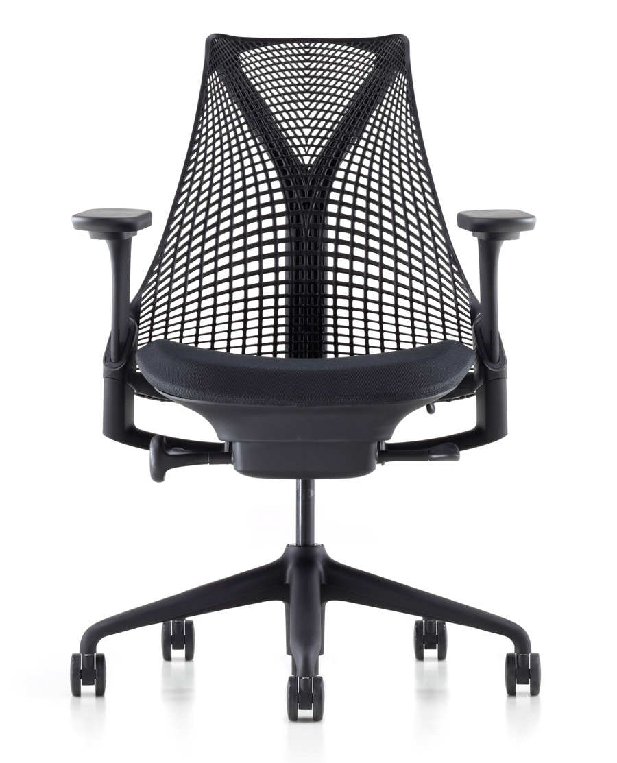 Image of: New Herman Miller Lounge Chair