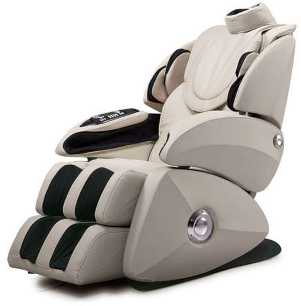 Image of: New Massage Recliner Chair