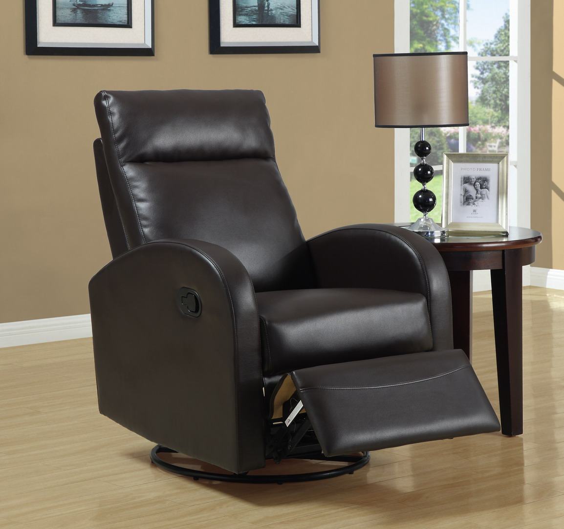 Image of: new swivel recliner chairs gallery