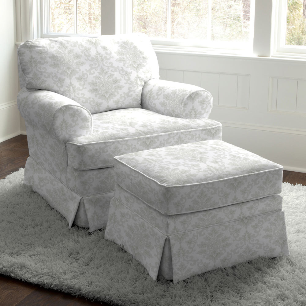 Image of: new swivel rocking chair