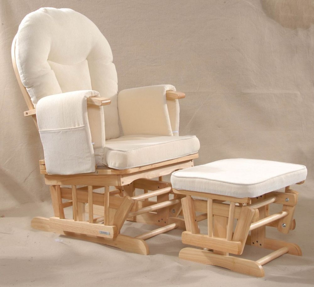 Image of: nursery glider chair home