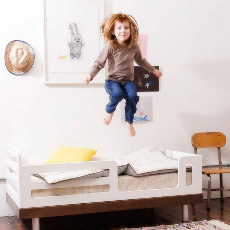 Image of: Oeuf Toddler Bed Craigslist