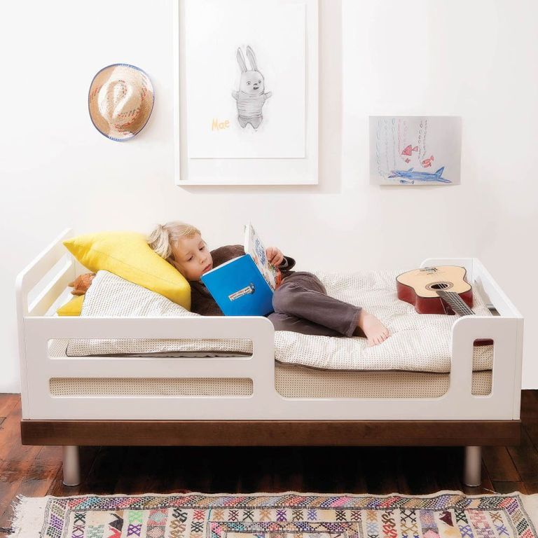 Image of: Oeuf Toddler Bed Reviews