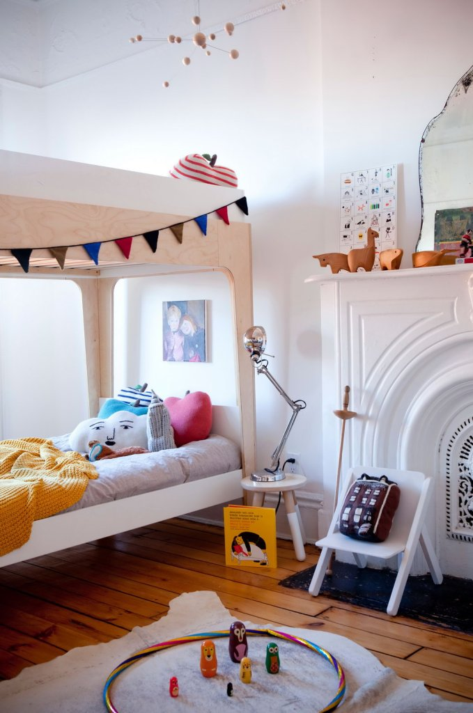 Image of: oeuf perch bunk bed craigslist