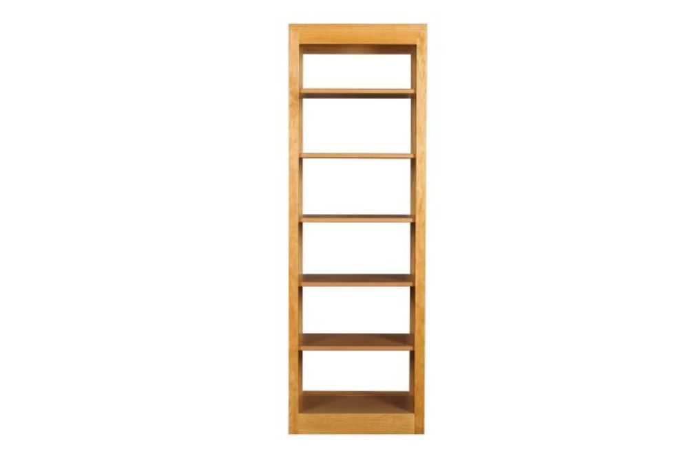 Image of: Open back bookcase furniture