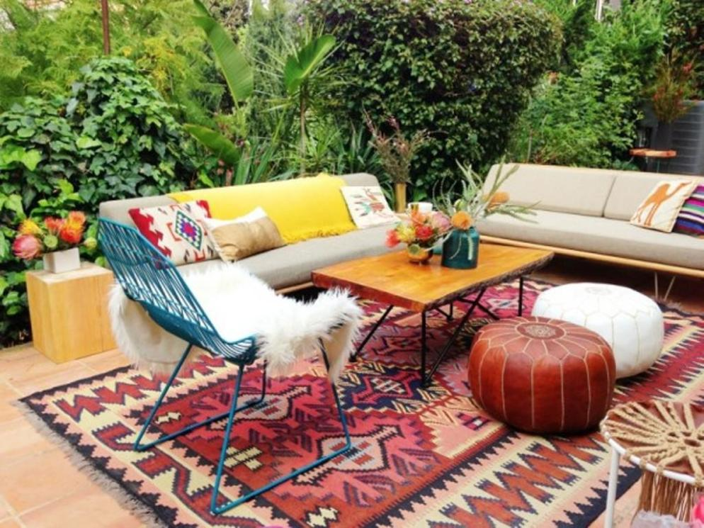 Image of: Outdoor Area Rugs Clearance