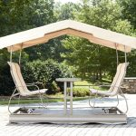outdoor glider chair style