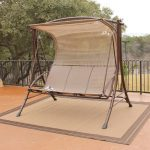 Outdoor Glider with Canopy Models