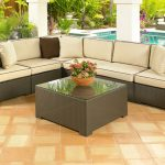 Outdoor Patio Sectional Furniture