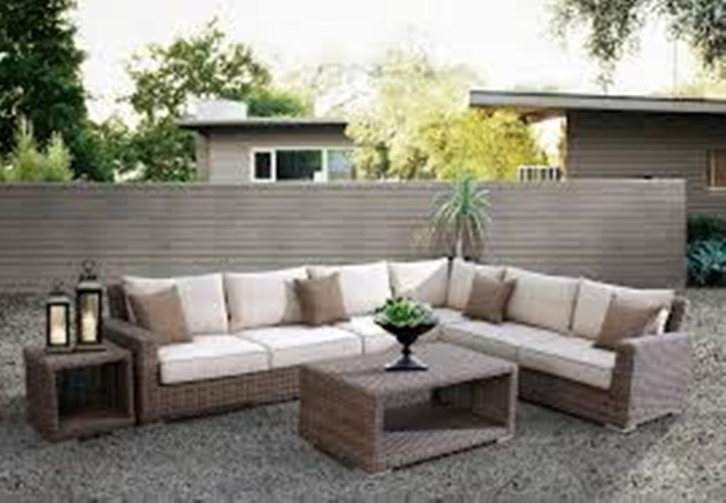 Outdoor Patio Sectional Sofa Better